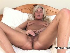 Ellen in Masturbation Movie - ATKHairy