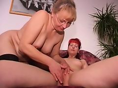 Amateur German threesomes