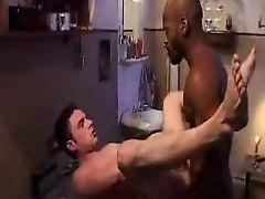 Interracial Sex in Prison