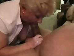 Loving some thick cock