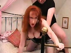 Hottest UK Redhead