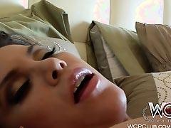 WCPClub Sexy Anal Cougar takes it black