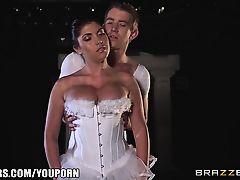 Brazzers - Sexy black swan parody