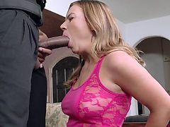 Brazzers - Mom and Stepdaughter get fucked