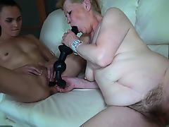 OldNanny horny mature collection