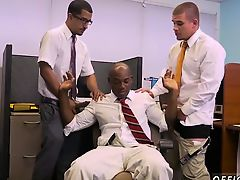 Straight cops gay blowjobs and straight couple kissing movie