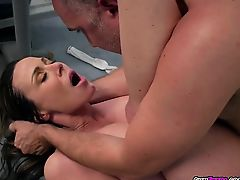Chick Kendra Lust Gets Destroyed And Jizzed On